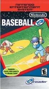 E-Reader Baseball