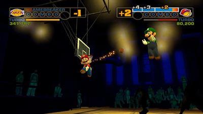 NBA Street V3 - Screenshot - Gameplay