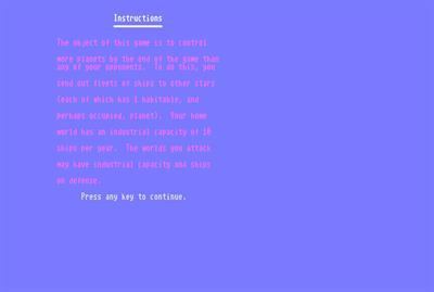 Galactic Invasion 128  - Screenshot - Gameplay