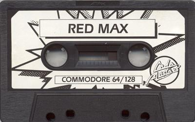 Red Max - Cart - Front
