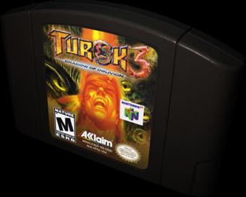 Turok 3: Shadow of Oblivion - Cart - 3D