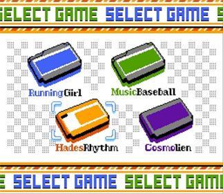 8Bit Rhythm Land - Screenshot - Game Select