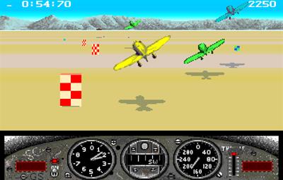 Gee Bee Air Rally - Screenshot - Gameplay