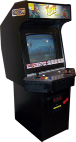 Street Fighter III: New Generation - Arcade - Cabinet