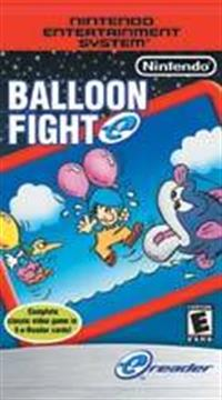 E-Reader Balloon Fight