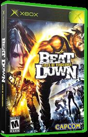 Beat Down: Fists of Vengeance - Box - 3D