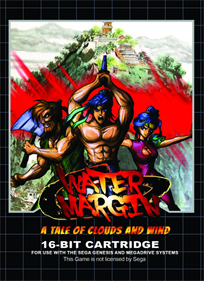 Water Margin: A Tale of Clouds and Winds