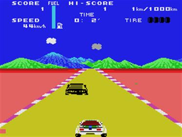 Safari Race - Screenshot - Gameplay