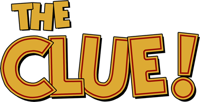The Clue! - Clear Logo