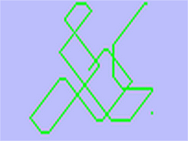 Videocart-1: Tic-Tac-Toe & Shooting Gallery & Doodle & Quadra-Doodle - Screenshot - Gameplay