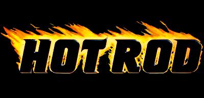 Hot Rod - Clear Logo