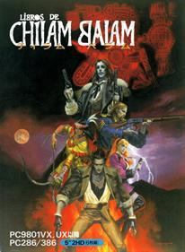 Libros de Chilam Balam