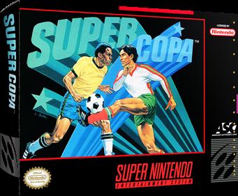 Tony Meola's Sidekicks Soccer - Box - 3D