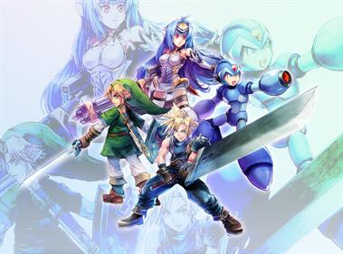 Card Sagas Wars - Fanart - Background