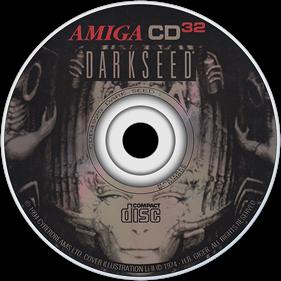 Dark Seed - Disc