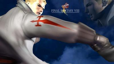Final Fantasy VIII - Fanart - Background