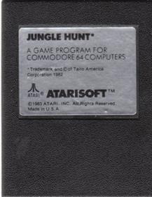 Jungle Hunt - Disc