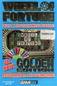 Wheel Of Fortune: Golden Edition