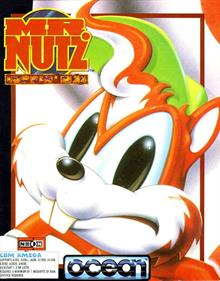 Mr. Nutz: Hoppin' Mad - Box - Front