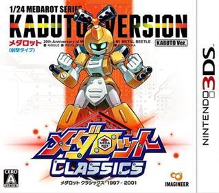 Medarot Classics: Kabuto Version