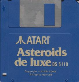 Asteroids Deluxe - Disc