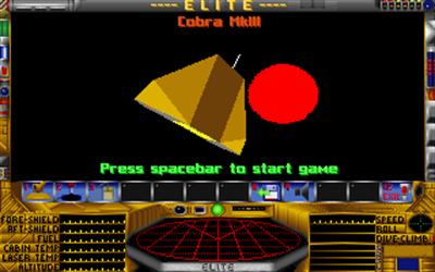 Elite Plus - Screenshot - Gameplay