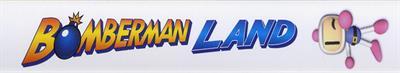 Bomberman Land - Banner