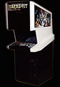 Snake Pit - Arcade - Cabinet