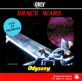 Space Wars - Box - Front