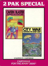 2 Pak Special Magenta: Cavern Blaster / City War