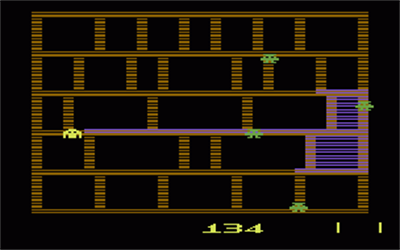 Amidar - Screenshot - Gameplay