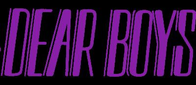 Dear Boys - Clear Logo