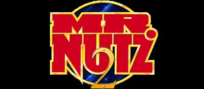 Mr. Nutz: Hoppin' Mad - Clear Logo