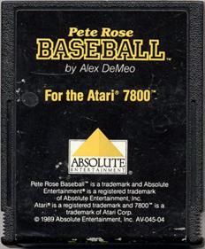 Pete Rose Baseball - Cart - Front