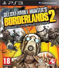 Borderlands 2: Deluxe Vault Hunter's Edition