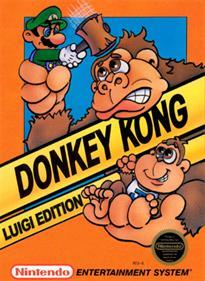 Donkey Kong: Luigi Edition