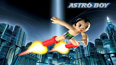 Astro Boy - Fanart - Background