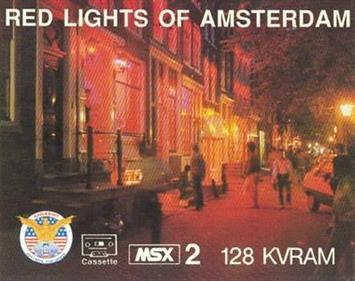 Red Lights of Amsterdam