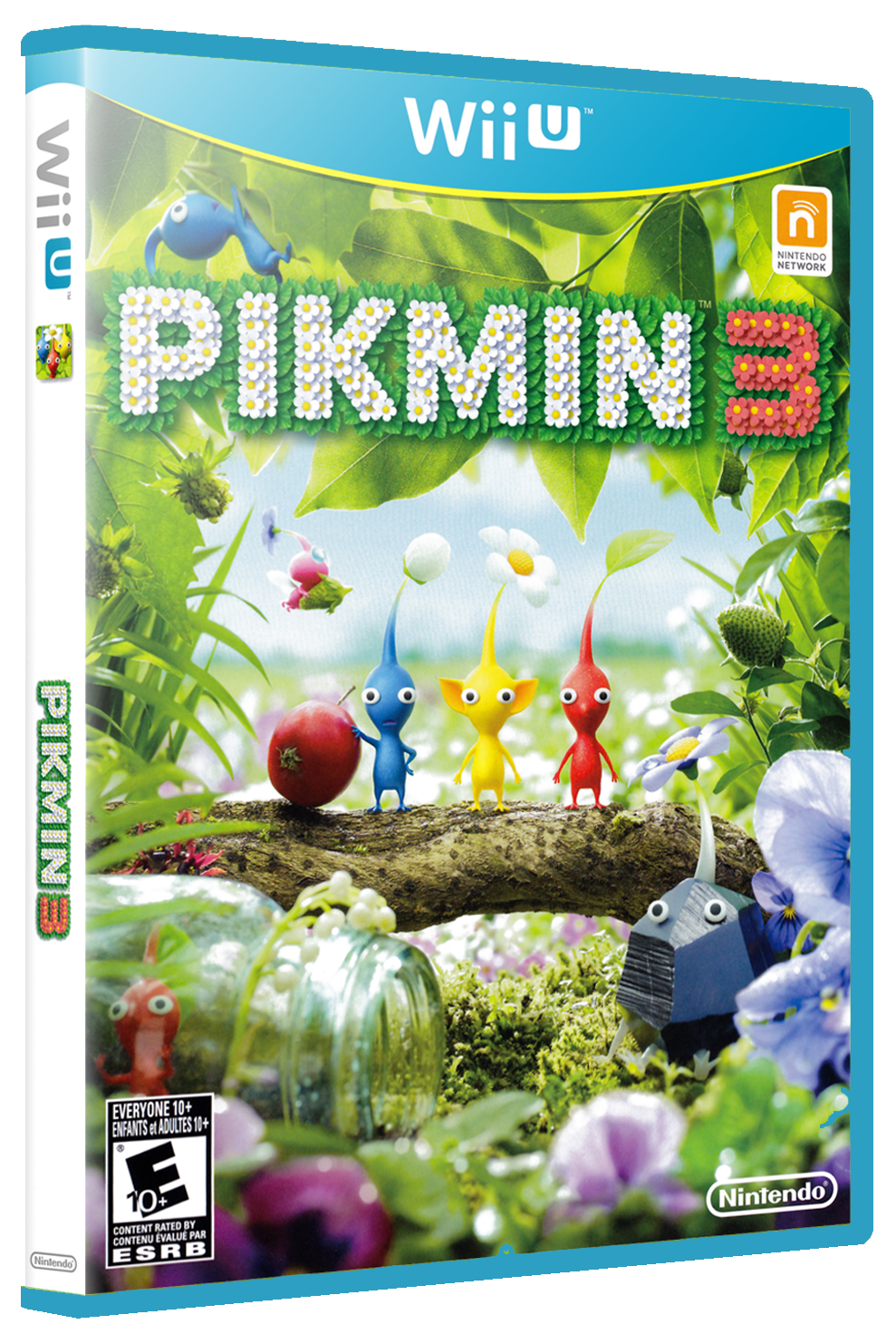 Pikmin 3 Details Launchbox Games Database