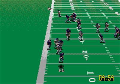NFL Quarterback Club 96 - Screenshot - Gameplay