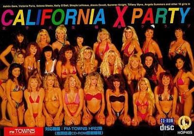 California x Party: Joshidaisei Himitsu Club
