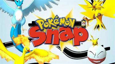 Pokémon Snap - Fanart - Background