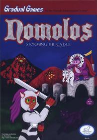 Nomolos: Storming the Catsle