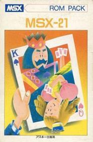 MSX 21
