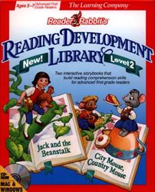 Reader Rabbit's Reading Development Library 2