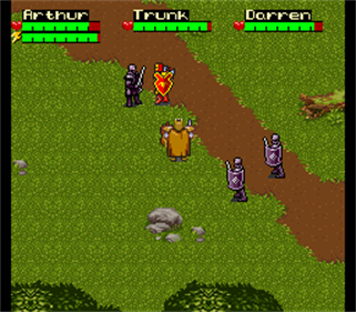 King Arthur & the Knights of Justice - Screenshot - Gameplay