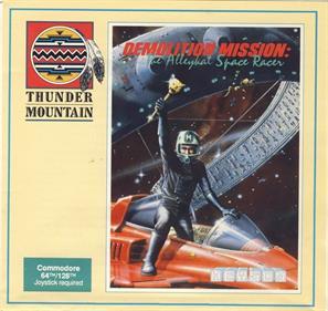 Demolition Mission: The Alleykat Space Racer