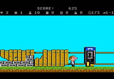 Scrapyard Dog - Screenshot - Gameplay