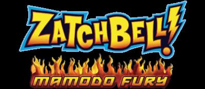 Zatch Bell! Mamodo Fury - Clear Logo