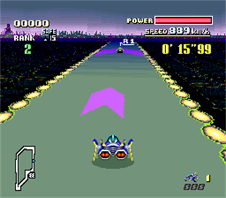 BS F-Zero Grand Prix 2 - Screenshot - Gameplay